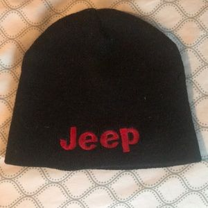 Other - JEEP beanie